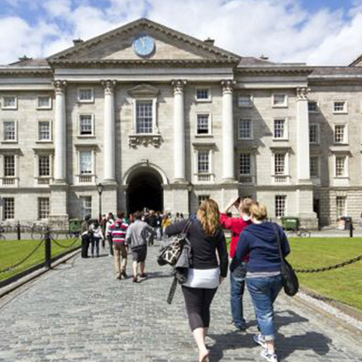 IRELAND – STUDY & WORK